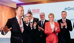 Davos 2020. Trwa wojna o technologie i inwestorów. Paweł Surówka dla money.pl: Inwestorzy dziś powinni myśleć o Polsce i regionie