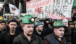 Polski przemysł rozczarowuje. Wszystko przez górnictwo