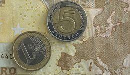 Kursy walut. Euro tanieje, a w centrum uwagi dane z USA