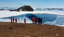 Praca na Antarktydzie. Rekordowe 1,5 tys. zgłoszeń