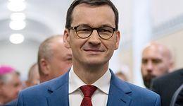 700+. Mateusz Morawiecki mówi o kolejnym sukcesie rządu PiS