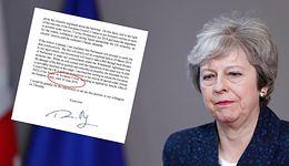 Brexit. Theresa May prosi Donalda Tuska o czas do 30 czerwca. Znamy treść listu