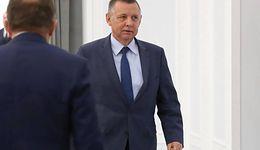 Marian Banaś będzie się tłumaczył w Senacie? Tomasz Grodzki: rozważamy to