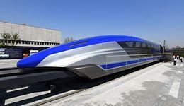 """Pociąg, który może pojechać 600 km/h. """"Komfort jak w samolocie"""""""