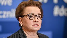 Anna Zalewska, jabłka z PCK i kampania wyborcza. Trwa śledztwo