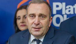 """Grzegorz Schetyna: """"Popieramy akcję protestacyjną nauczycieli"""""""