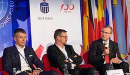 Cyfrowa chmura szansą na polską innowacyjność. PKO BP i PFR wiodą prym