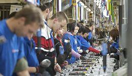 Produkcja przemysłowa wraca na wysokie obroty. Wyniki przebiły prognozy ekonomistów