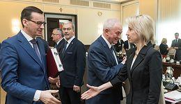 Minister Czerwińska znowu na wylocie. Nikt nie chce jej zmian w podatkach