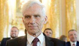 Marcin Święcicki wyjeżdża na Ukrainę. B. prezydent Warszawy został ważnym urzędnikiem