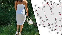 Ceny usług erotycznych najwyższe w kurortach, niższe w dużych miastach. Niecodzienna mapa