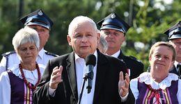 Jarosław Kaczyński mówi o bogactwie Irlandii. Sprawdziliśmy jego słowa