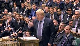 """Brexit. Funt szybuje, Wielka Brytania czeka na głosowanie. Ekonomiści o Johnsonie: """"mistrz chaosu"""""""
