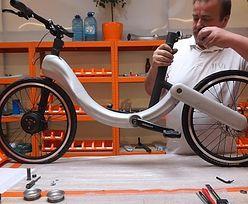 Pomysł na biznes: Elektryczny rower miejski
