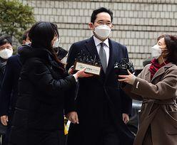 Szef Samsunga skazany za korupcję. Wyrok: 2,5 roku więzienia