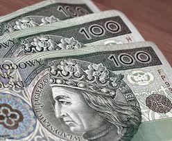 Kursy walut. Złoty odstaje od lokalnej konkurencji
