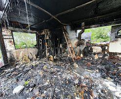 Spłonęła znana restauracja we Władysławowie. Straż: straty ogromne