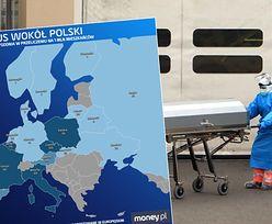 Rekord zgonów pokazał naszą słabość. Mamy podobne restrykcje jak Europa, ale więcej ofiar wirusa