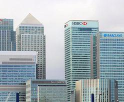 Aktywiści wybili szyby w siedzibie znanego banku. Protest w Londynie