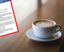 """Kawiarnia chciała """"zatrudnić"""" klientów, ale akcja wstrzymana. Prawnicy ostrzegają"""