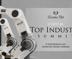 Top Industry Summit – X edycja jednego z najważniejszych wydarzeń branży przemysłowej już wkrótce w Warszawie!