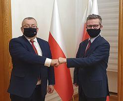 Grzegorz Witkowski wiceministrem infrastruktury. Wcześniej był w innym resorcie