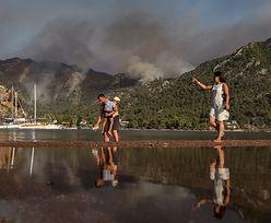 Płonie Turcja, z dymem idą pieniądze turystów. Można stracić nawet kilka tysięcy złotych