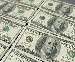 Kursy walut. Dolar drożeje przed publikacją danych o cenach w USA