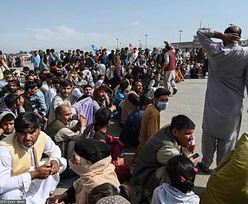 Talibowie zajęli Afganistan. Dantejskie sceny na lotnisku