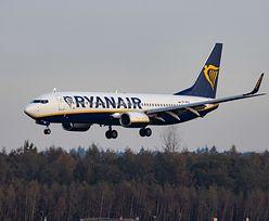 Białoruś. Porwany samolot Ryanair w Mińsku. Jest stanowisko firmy