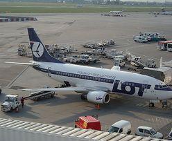 Wymuszone lądowanie Ryanaira. LOT wstrzymuje loty nad Białorusią