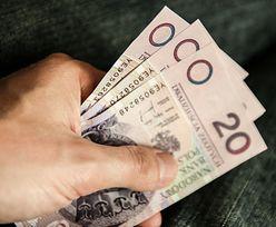 Kursy walut. Złoty mocniejszy po danych o inflacji