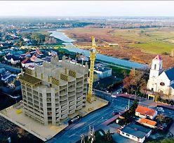 """""""Antycovidowe"""" budynki do rozbiórki? Na budowy wkracza prokuratura"""