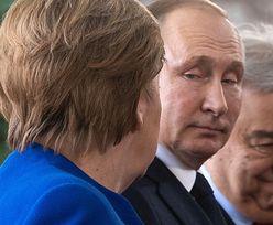 Niemcy grożą Rosji. Mogą zatrzymać Nord Stream 2 za otrucie Nawalnego
