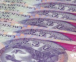 Kursy walut. Dane GUS pomogły złotemu