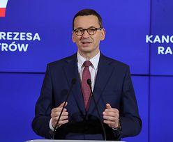 Morawiecki ostro o cenach energii. Szef rządu uderza w Rosję i zapowiada pomoc dla konsumentów