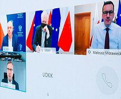 Morawiecki zwołał sztab kryzysowy. PFR ma jeszcze pieniądze do wydania