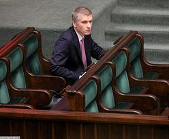 Wiceminister finansów Piotr Nowak podał się do dymysji