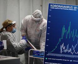 Koronawirus w Polsce bije trzy rekordy w piątek. Dzienny, miesięczny i liczby wykonanych testów