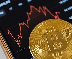 Kasa odpływa z bitcoinów. Kolejny dzień notowania na dużym minusie