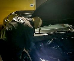 Ukradli auta za ponad milion złotych. Wpadli pod Siedlcami