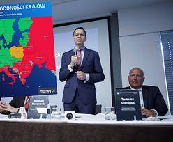Rating Polski stabilny, ale przeciętny. Europa wyraźnie podzielona na pół