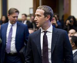 Gigantyczny wyciek danych Facebooka. Ujawnione informacje ponad 500 mln osób