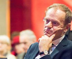 """Donald Tusk o Polskim Ładzie. """"Pieniądze są z Unii, pomysłem PiS są wyższe podatki"""""""