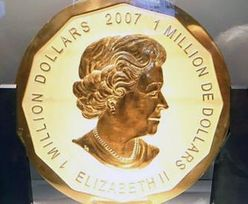 Skradziono cenną monetę. Właściciel dostanie ponad 2,1 mln euro