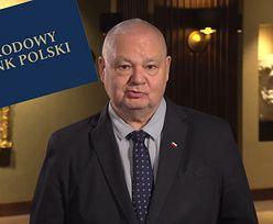 """NBP prezentuje nowe logo. """"Dbamy o wartość polskiego pieniądza"""""""