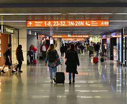 Koronawirus w Polsce. Chcą testować Covid Detector na Lotnisku Chopina