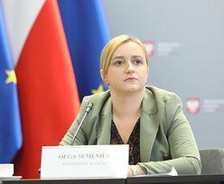 Olga Semeniuk wiceministrem. Premier wręczył powołanie