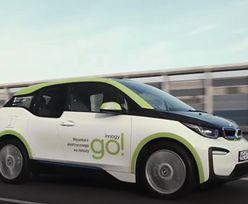 """Koniec Innogy GO? Elektryczne BMW i3 """"na minuty"""" znikną z ulic?"""