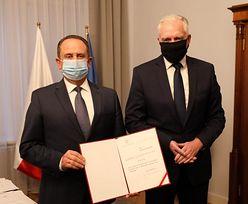 Andrzej Gut-Mostowy ponownie w ministerstwie rozwoju